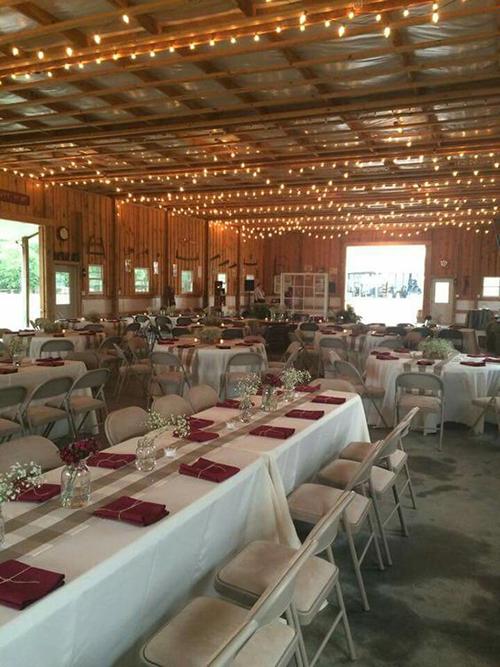 The Venue Big Red Barn